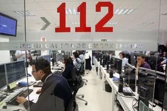 """""""Centro emergencias 112 Galicia"""""""